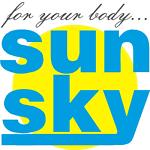 Sun-Sky for your body