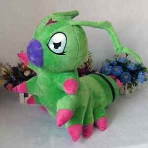 Wormmon Digital Monster Digimon Adventure 2 Ichijouji Ken Cosplay Toy Doll Gift
