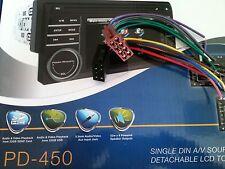 Power Acoustik PD-450 POWER PLUG 2 PC