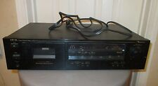 NAKAMICHI CR-1A 2 HEAD CASSETTE DECK TAPE PLAYER RECORDER