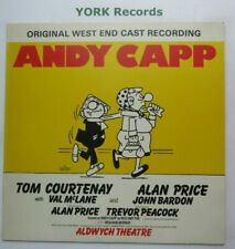 ANDY CAPP - Original West End Cast Recording TOM COURTENAY - Ex LP Record KEY 4