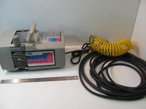 CAMPBELL HAUSFELD SUPER PAL 1 HP AIR COMPRESSOR W/ HOSES