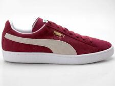 Puma Suede Classic+ 352634 75 Sneaker Turnschuhe Schuhe rot-weiß