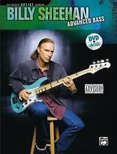 Billy Sheehan: Advanced Bass, Book & DVD by Billy Sheehan (Paperback, 2004)