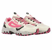 Fila Women's Reminder Athletic Running Hiking Shoes Pink