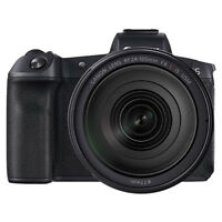 Canon EOS R Mirrorless Digital Camera with RF 24-105mm f/4L IS USM Lens