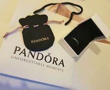 Pandora Band Stacking Ring Genuine  S925 Ale reduced RRP £55