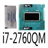 Intel Quad-Core i7-2760QM SR02W 2.4Ghz PGA988 Socket G2 CPU Processor