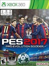 PRO EVOLUTION SOCCER 2017 X3  GAME NEW