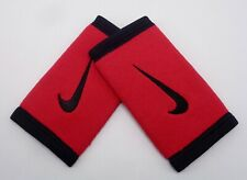Nike Dri-Fit Stealth DoubleWide Wristbands University Red/Black Men's Women's