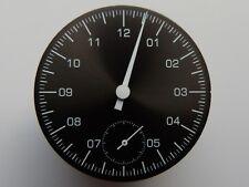 Cadran montre MONO Aiguille ETA UNITAS 6498 Single hand watch dial SET 36.4mm WH