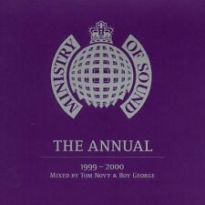 Ministry of Sound Annual 1999-2000 mixed by Tom Novy & Boy George [2 CD]