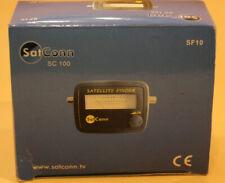 SatConn SF 10 Satfinder bis 2300mHz - Neu - KG200 9973