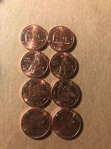 24 pennies 2009 P Lincoln Bicentennial Pennies 6 Sets,