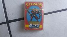 "Warhammer/Citadel Fantasy Playing Cards/Game -noch ovp.""Chaos   ""°°"