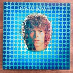 David Bowie – David Bowie - LP Reissue Gatefold Parlophone