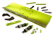 Integy RC Model C28556GREEN Alloy Machined 400mm Snowplow Kit for Traxxas TRX-4