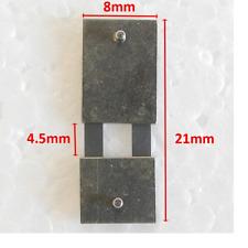 Reloj Chasis de la primavera de Acero de calidad superior 21mm X 4.5mm X 8mm Piezas-CS5812
