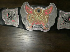 WWE Divas Championship Belt Toy Replica Kids Mattel 2014