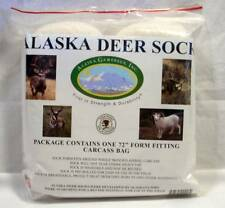 "Alaska Game Bag 72"" Form Fitting Deer Sock Carcass Bag Hunting Antelope Sheep"
