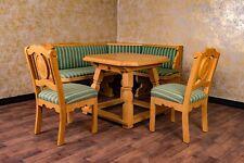 voglauer Anno Dining Cutlery Corner Bench Table Chairs Kitchen Room Cottage
