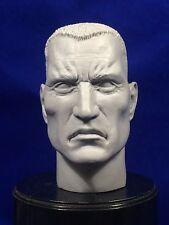 1:6 RESIN HEAD SCULPT-EUROPEAN CHARACTER HEAD #2 / MODERN RUSSIAN, ETC.