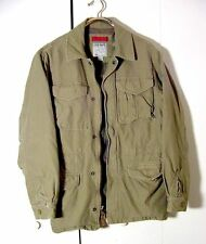 Vtg Distressed Military Green Old Navy Supernatural Dean Jacket Sz M