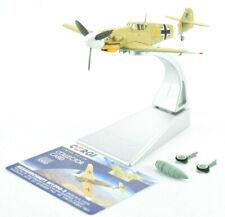 """Corgi Messerschmitt Bf109G-2 Trop - """"Yellow 14"""" 1:72 Die-Cast Airplane AA27109"""