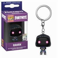 Fortnite Battle Royale Raven Pocket POP! Keychain Schlüsselanhänger Funko