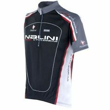 Nalini Argentite Short Sleeve Cycling Jersey Black Small RRP £40.99