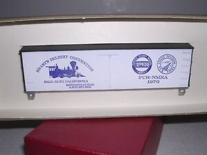 Roundhouse/Old Timers  P.C.R. 35' Reefer 1970 Convention Car KIT H.O.Scale