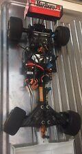 Auto Radiocomandata Rocket 1/10 F1 Pancar No Tamiya Xray Serpent WRC Roche