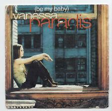 (A715) Vanessa Paradis, Be My Baby - 1992 - 7 inch vinyl