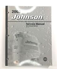 2003 Johnson Service Manual ST 4 Stroke 9.9 15 HP Outboard Motor 5005714