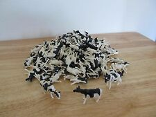 1/64 Ertl Farm Country Holstein cows lot of 40