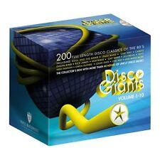 Disco Giants Box Vol. 1 - 10    20-cd box   nieuw.   Ptg