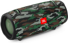 NEW JBL Xtreme 2 Waterproof Portable Bluetooth Speaker Squad Camouflage