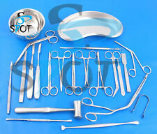 Rhinoplasty Set Surgical Instruments Stainless Steel SdOt Instruments
