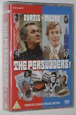The Persuaders (Roger Moore) Complete Series Special Edition DVD Box Set SEALED