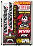 PROTAPER Rockstar FX Motorrad Sponsoren Race Aufkleber Logo Vinyl Sticker Decals