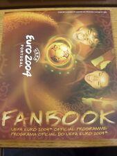 2004 European Championship 2004: Portugal - Official Tournament Brochure/Fanbook