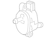 Genuine Valve Assembly Purge Control Solenoid 36162-Rra-A01