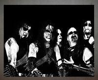 Gorgoroth Infernus Promo Photo 8x10 Mayhem Marduk Ov Hell Satyricon Behexen