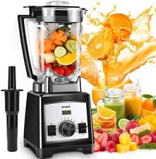 Arcbt Blender 1450W, 72oz Commercial Smoothie Blender, 33000Rpm Kitchen Blenders
