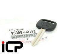 Genuine None Transponder Blank Key For Toyota Supra Aristo Soarer Chaser Celica
