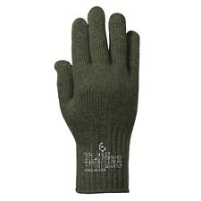 WOOL GLOVES  US ARMY MADE IN USA Olive Black Tan Grey sizes S,M,L,XL,2X