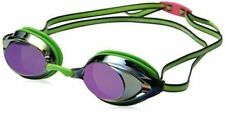 Speedo Vanquisher 2.0 Mirrored Goggles Key Lime One Size