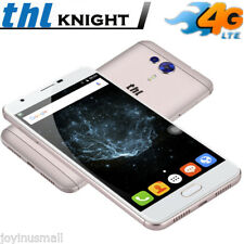 "4G LTE Android7.0 THL Knight 1 Smartphone Octa Core Cellulare 3-CAM 16MP 5.5"" IT"