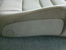 Mazda 6 tan cloth right front seat back 2003-2005