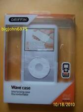 Griffin White Wave Case for Apple iPod classic 120GB or 80GB 8218-IC8WAVW